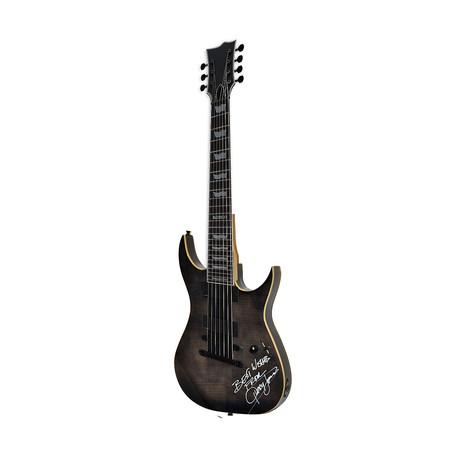 Signed Guitar // Quincy Jones