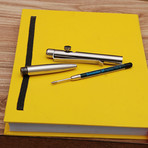 Stainless Steel Ballpoint Pen // 8008