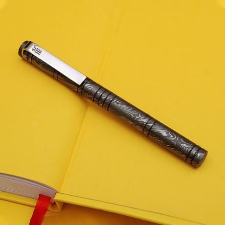 Damascus Ballpoint Pen//8009
