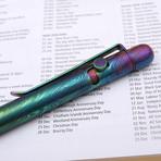 Damascus Anodized Ballpoint Pen//8010
