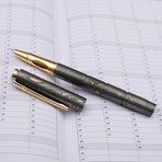 Damascus Fountain Pen // 8012