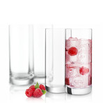 Stella Crystal Highball Glass // 14.2 oz. // Set of 8