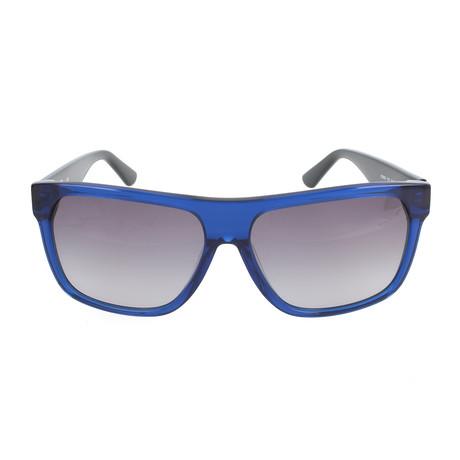 Lagerfeld // Unisex KS6005-19966 Sunglasses // Blue