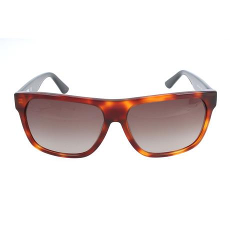 Lagerfeld // Unisex KS6005-19966 Sunglasses // Blonde Havana