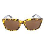 Lagerfeld // Men's KS6011-20812 Sunglasses // Blonde Havana