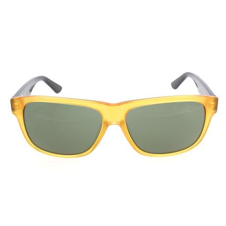Lagerfeld // Men's KS6012-20811 Sunglasses // Honey