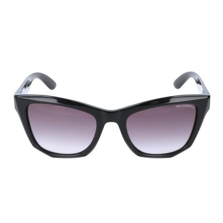 Lagerfeld // Women's KL870S-27205 Sunglasses // Black