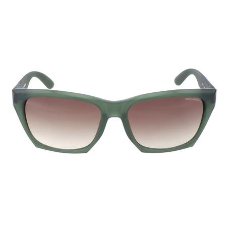 Lagerfeld // Men's KL871S Sunglasses // Matte Olive