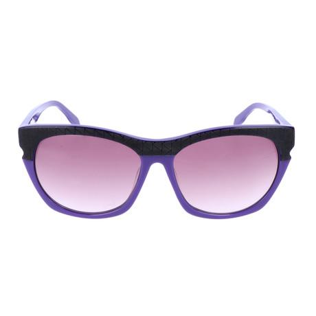 Lagerfeld // Women's KL893S-28915 Sunglasses // Purple + Violet
