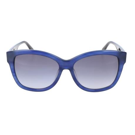 Lagerfeld // Women's KL909S-30071 Sunglasses // Blue Striped