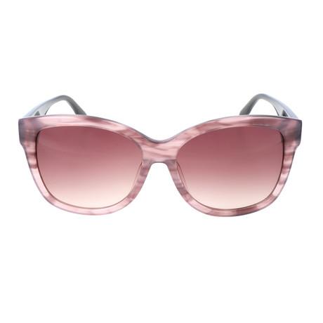 Lagerfeld // Women's KL909S-30071 Sunglasses // Rose Striped