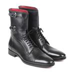 High Boots Calfskin // Black (Euro: 44)