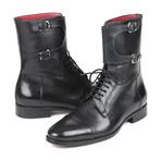 High Boots Calfskin // Black (Euro: 43)