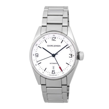 Georg Jensen Delta Classic GMT Automatic // 3575599