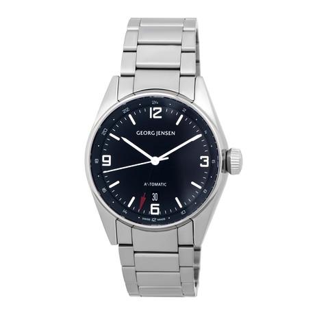 Georg Jensen Delta Classic GMT Automatic // 3575600
