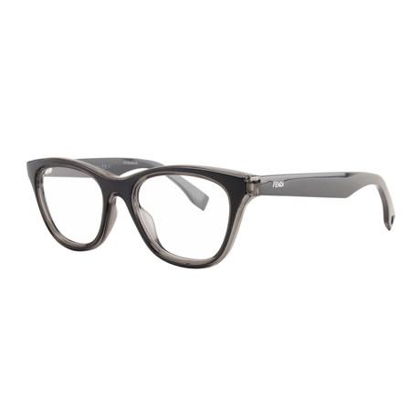 Fendi // Women's FF-0197-L1A Optical Frames // Black