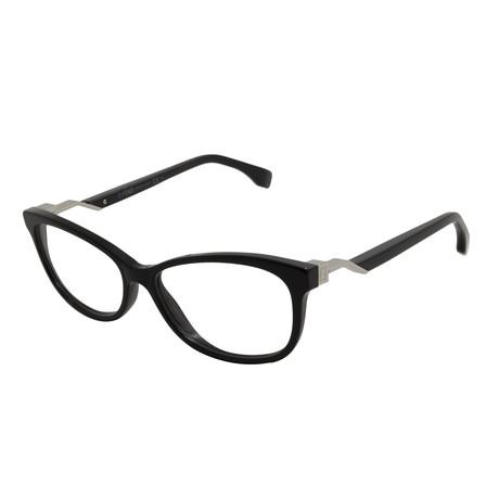 Fendi // Women's FF-0233 Optical Frames // Black