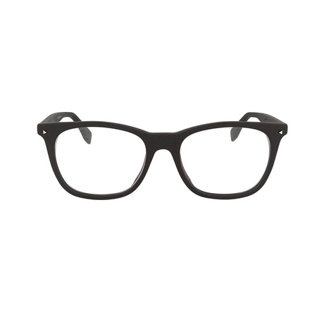 Men's FF-M0004 Eyeglass Frames // Matte Black