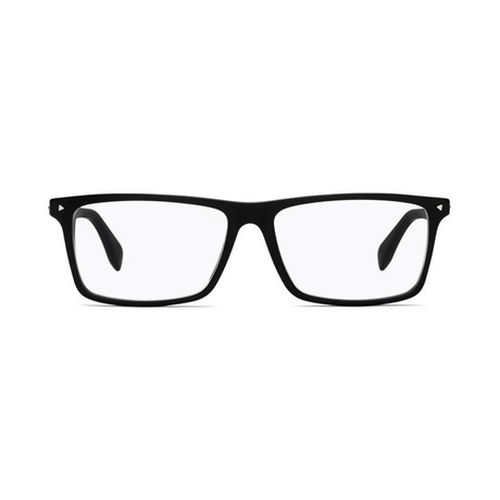 Men's FF-M0005 Eyeglass Frames // Black