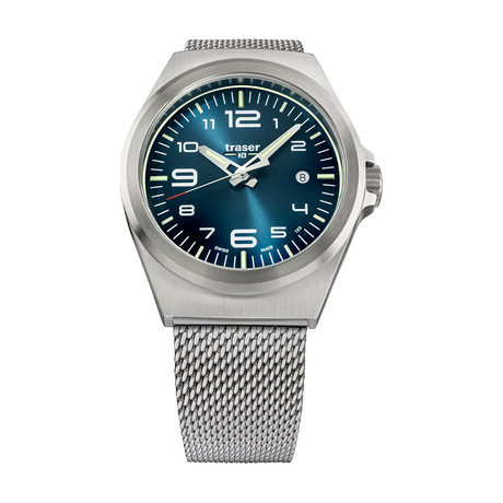 Traser P59 Essential M Quartz // 108205