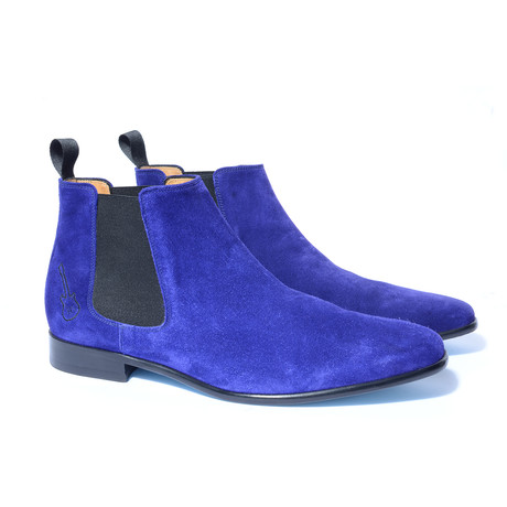 Jimi Shoe // Blue + Black (Euro: 40)