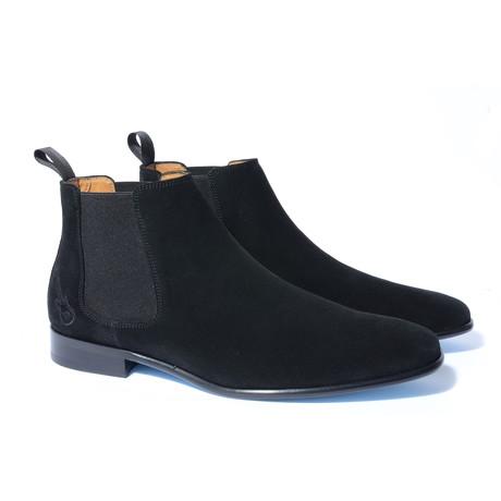 Jimi Shoe // Black + Black (Euro: 44)
