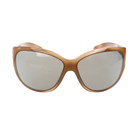Women's P8524 Sunglasses // Light Brown