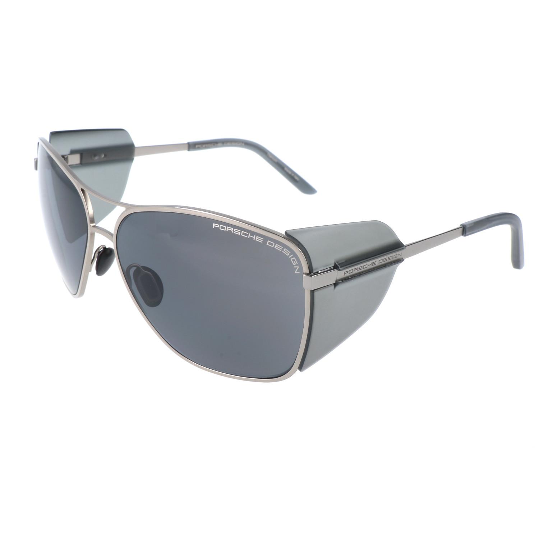 Porsche Design Women S P8600 Sunglasses Titanium