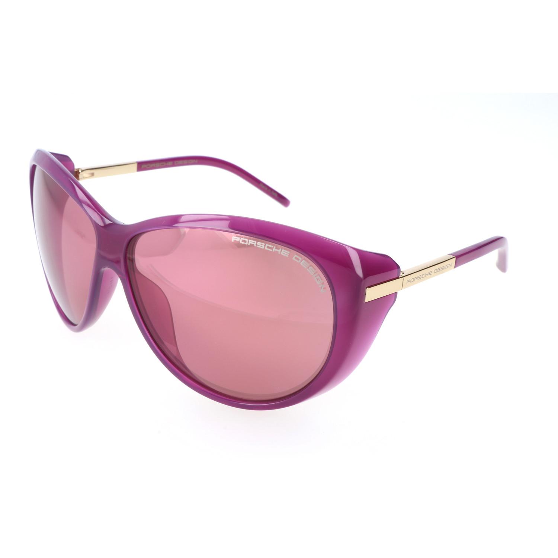 Porsche Design Women S P8602 Sunglasses Viola