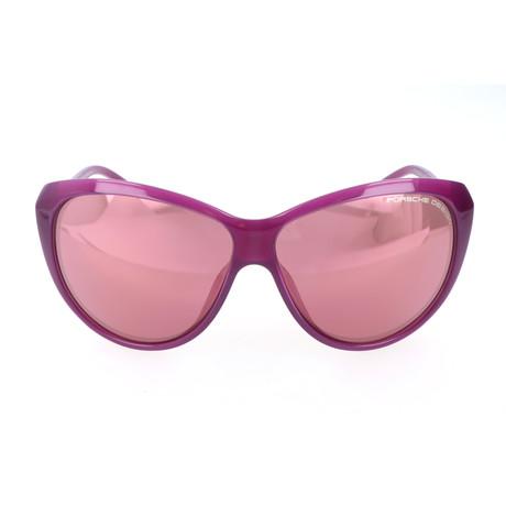 Porsche Design // Women's P8602 Sunglasses // Viola