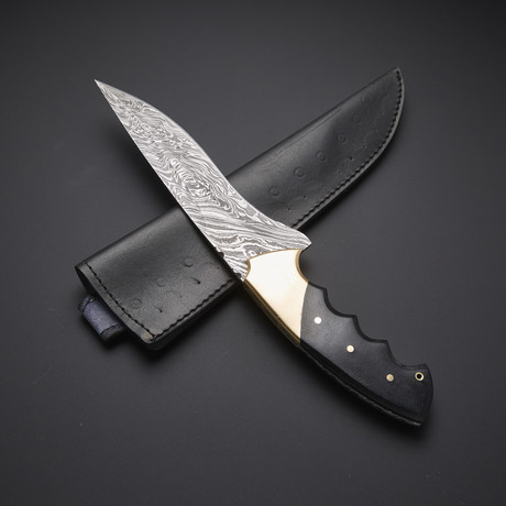 Fixed Blade Full Tang Knife // HB-0031