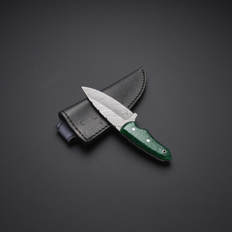 Fixed Blade Skinning Knife // HB-0293