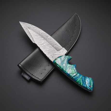Fixed Blade Hunting Knife // HB-0439