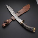 Fixed Blade Kukri Knife // HB-0526