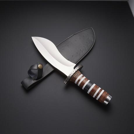 Fixed Blade Sasquatch Bowie Knife // RAB-0110