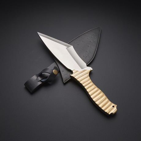 Fixed Blade Tanto Knife // RAB-0026