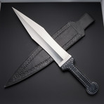Fixed Blade Full Tang Bowie Knife // RAB-0505