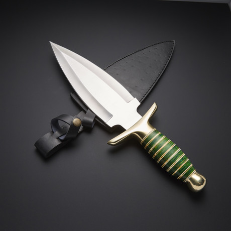 Fixed Blade Dagger Bowie Knife // RAB-0503