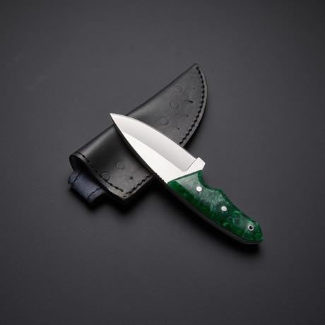 Fixed Blade Skinning Knife // RAB-0527