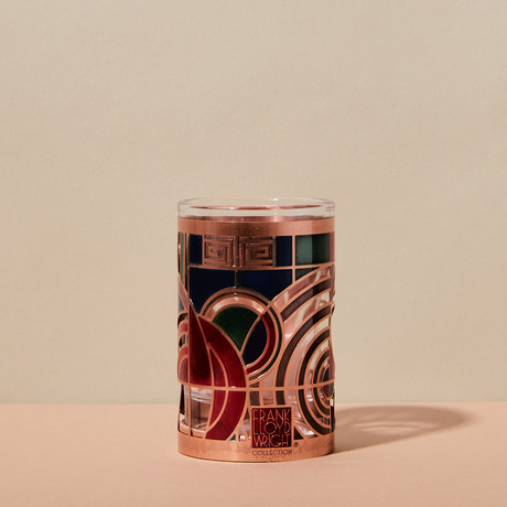 Max Hoffman Rug Votive Holder