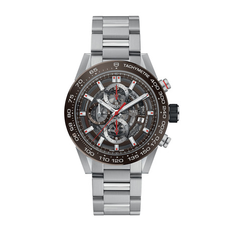 Tag Heuer Carrera Chronograph Automatic // CAR201U.BA0766