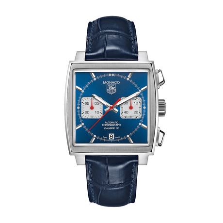 Tag Heuer Monaco Chronograph Automatic // CAW211.FC6183