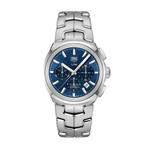 Tag Heuer Link Chronograph Automatic // CBC2112.BA0603 // New