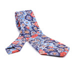 Ambragio Silk Tie // Colorful Floral