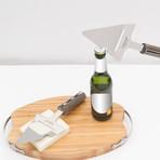 Multipurpose Pakkawood Cheese Slicer