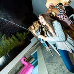 Bubbly Blaster Champagne Sprayer // Pink