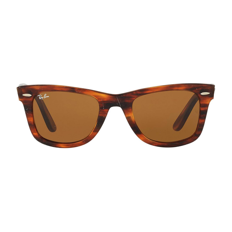 1eedc54bc7 Men s Distressed Wayfarer Sunglasses    Distressed Havana + Brown ...