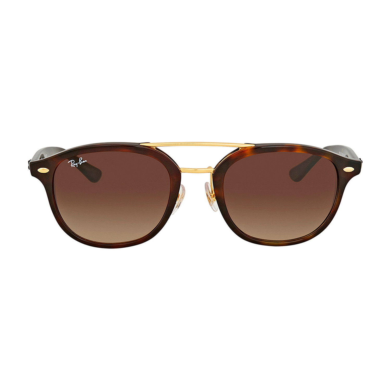 004e1ef255 886f4aae19cade82ee3d2e92dcddad19 medium · Top Bar Classic Sunglasses    Tortoise  Gold + Brown Gradient