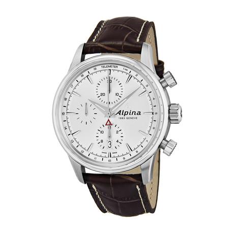 Alpina Chronograph Automatic // AL-750S4E6