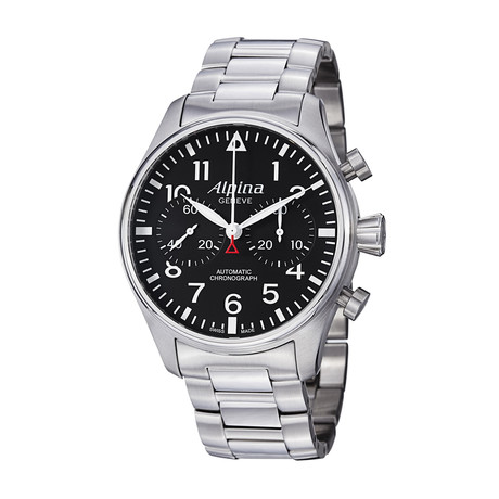 Alpina Startimer Pilot Chronograph Automatic // AL-860B4S6B